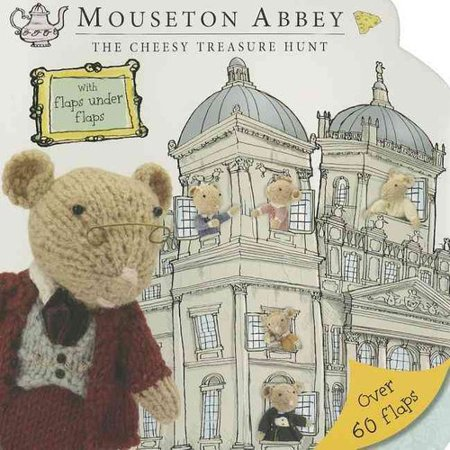 Mouseton Abbey  The Cheesy Treasure Hunt