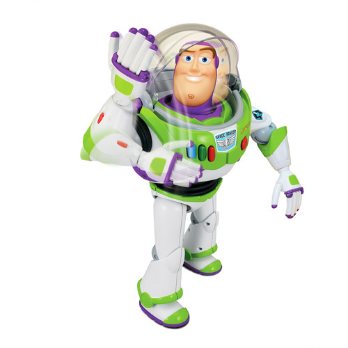 Toy Story Karate Action Buzz Lightyear Action Figure by Thinkway Toys