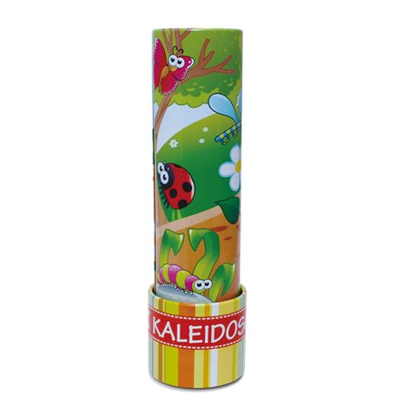 Children Traditional Kaleidoscope Educational Toys with Metal Body - Insect World ()