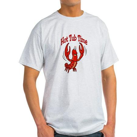 CafePress - Crawfish Hot Tub - Light T-Shirt - CP