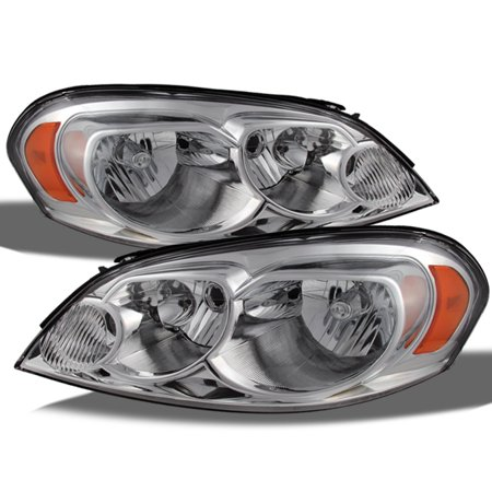 06 13 Chevy Impala Monte Carlo Headlights Light Left Right 2006 2013 Replacement