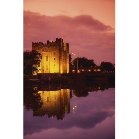 Posterazzi DPI1820785LARGE Bunratty County Clare Ireland - Bunratty Castle Poster Print by Richard Cummins, 24 x 36 - Large - image 1 of 1