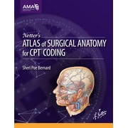 Netter's Atlas of Surgical Anatomy for CPT Coding (Paperback)