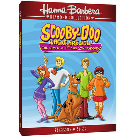 Scooby Doo, Where Are You! First & Second Seasons (DVD)](Scooby Doo Halloween Full)