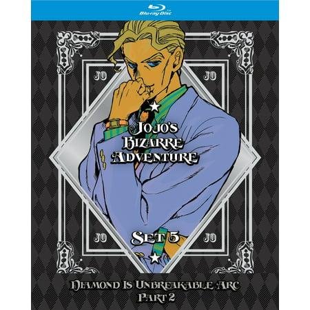 JoJo's Bizarre Adventure Set 5: Diamond Is Unbreakable Part 2 Limited Edition (Blu-ray)