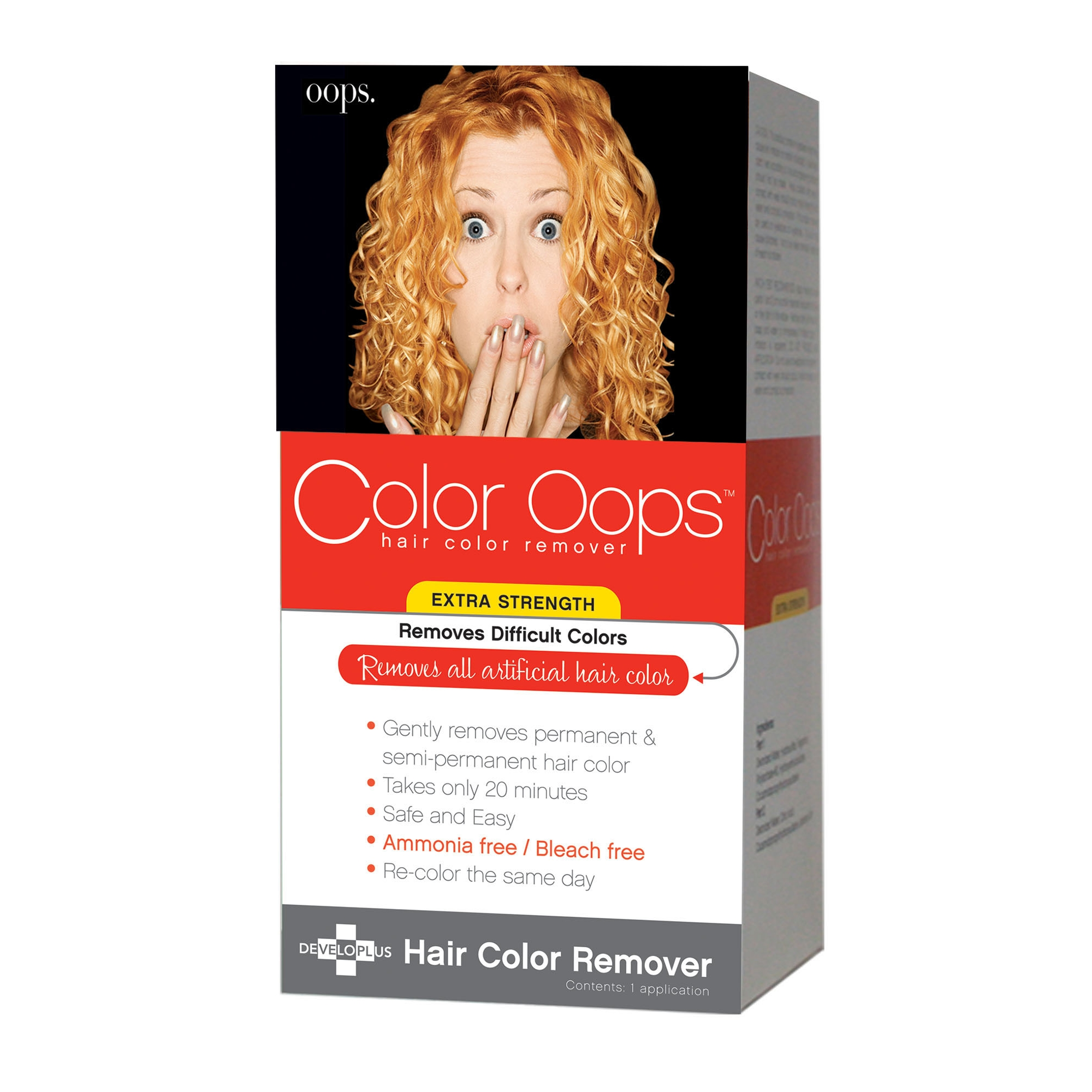 Color Oops Extra Strength Hair Color Remover