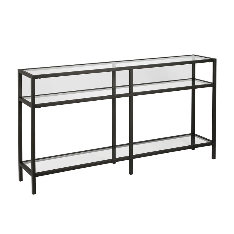 Chain Table Steel Console Table Metal Console Table Industrial Console Table