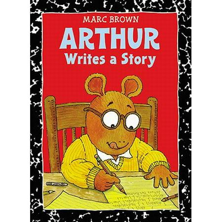 Arthur Halloween Story (Arthur Writes a Story : An Arthur)
