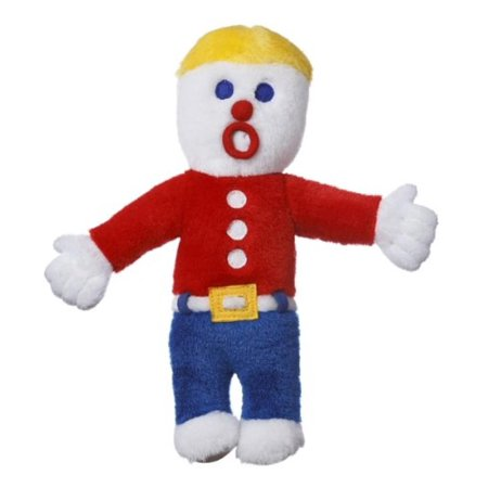 Mr.Bill Talk Dog Toy 10 Inch, The popular Saturday Night Live cartoon figure is now available as a plush dog toy! By