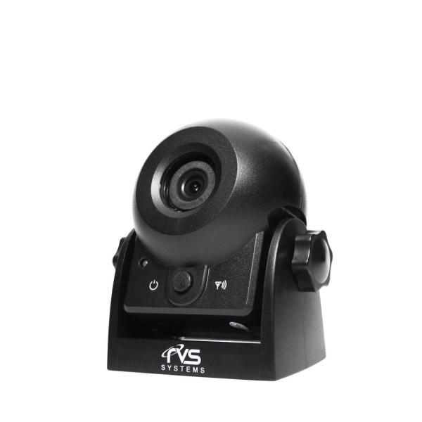 Black Rear View Safety RVS-83112 Video Camera with 3.5-Inch LCD