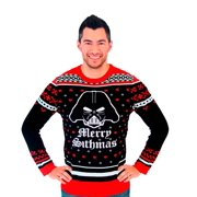 Star Wars Darth Vader Merry Sithmas Adult Ugly Christmas Sweater