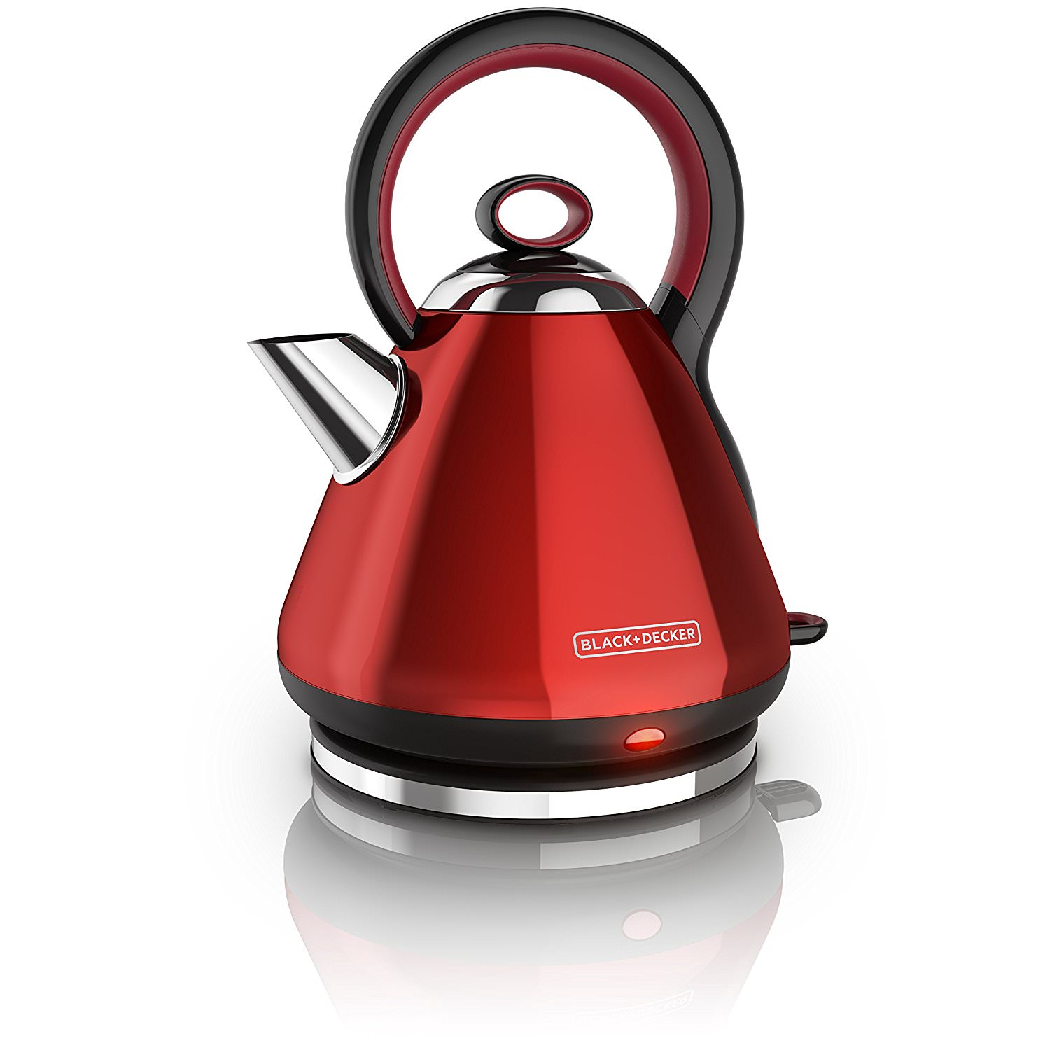 Russell Hobbs 1.8L Stainless Steel Electric Cordless Kettle, KE9000R