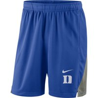 Duke Blue Devils Nike Franchise Shorts - Royal