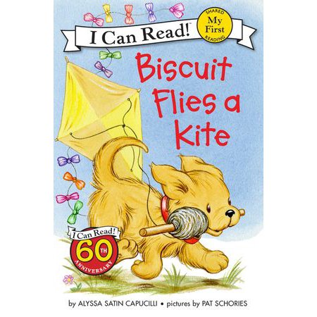 Biscuit Flies a Kite (My First I Can Read!) - image 1 de 1