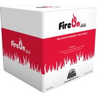 Augason Farms FireOn Fire Starter Disks, 108 Count