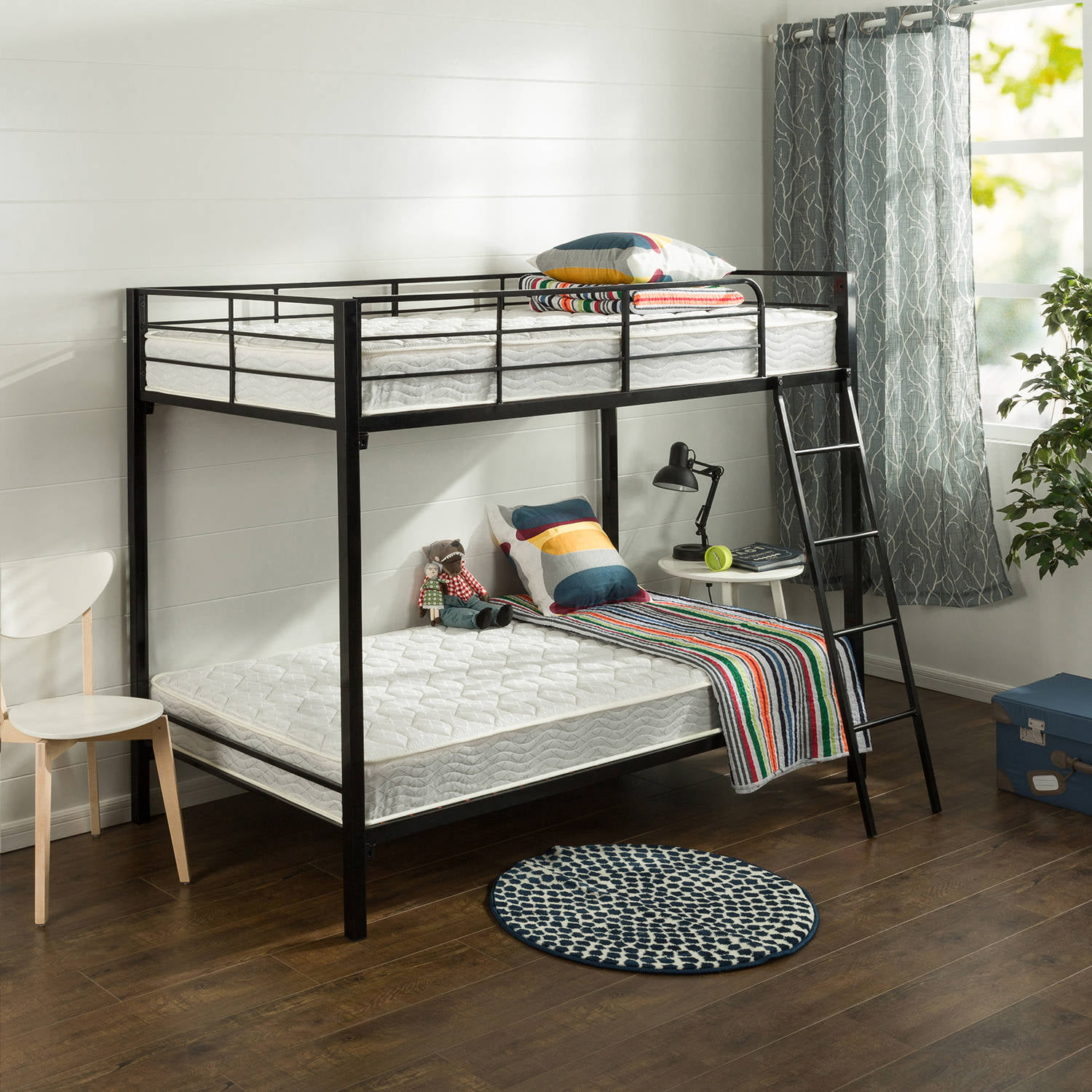 Slumber 1 Comfort 6� Twin Pack Bunk Bed Spring Mattress, Twin over Twin by ZINUS