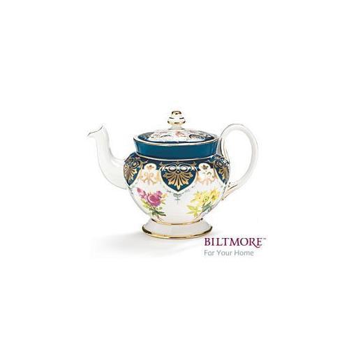 Burton The Vanderbilt Service Teapot