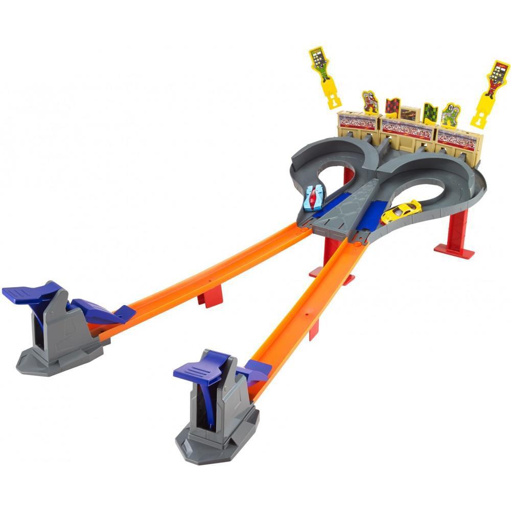 Hot Wheels Super Speed Blastway Track Set by Mattel