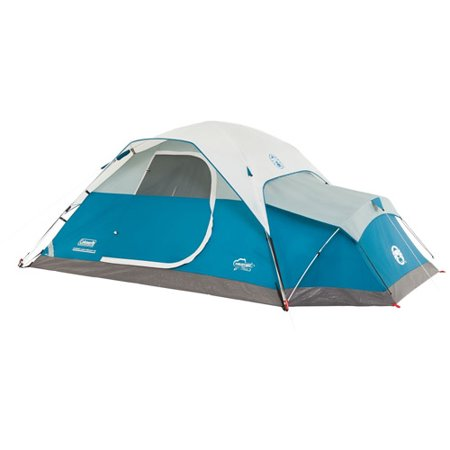 Coleman Juniper Lake 4 Person Instant Dome Tent With Annex