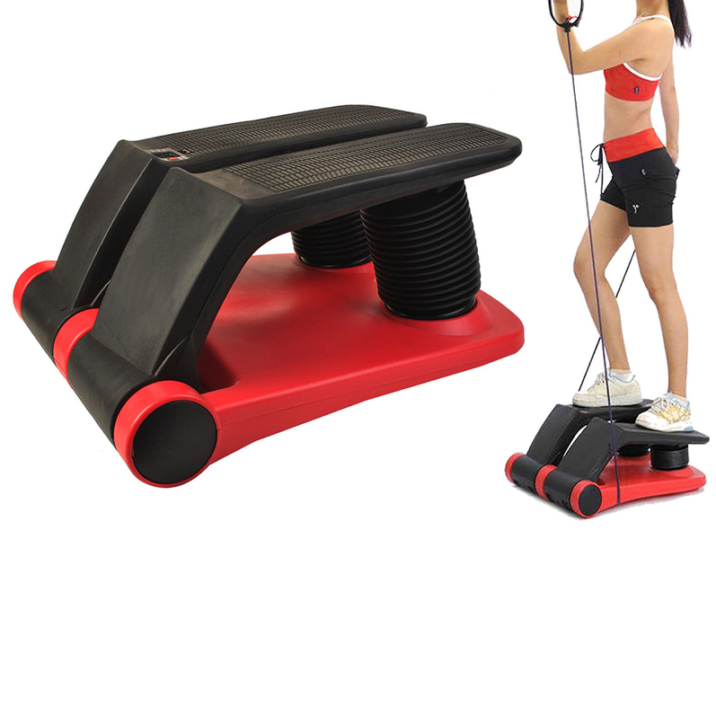 New Air Stepper Climber Exercise Fitness Thigh Machine W/...