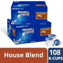 108-Ct. Maxwell House Blend Coffee K-Cup