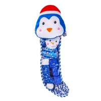 Holiday Time Dog Toy Stocking