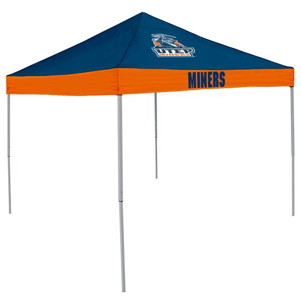 UTEP Miners  9 X 9 Canopy Tailgate Shelter Tent