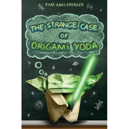 The Strange Case Of Origami Yoda Walmart