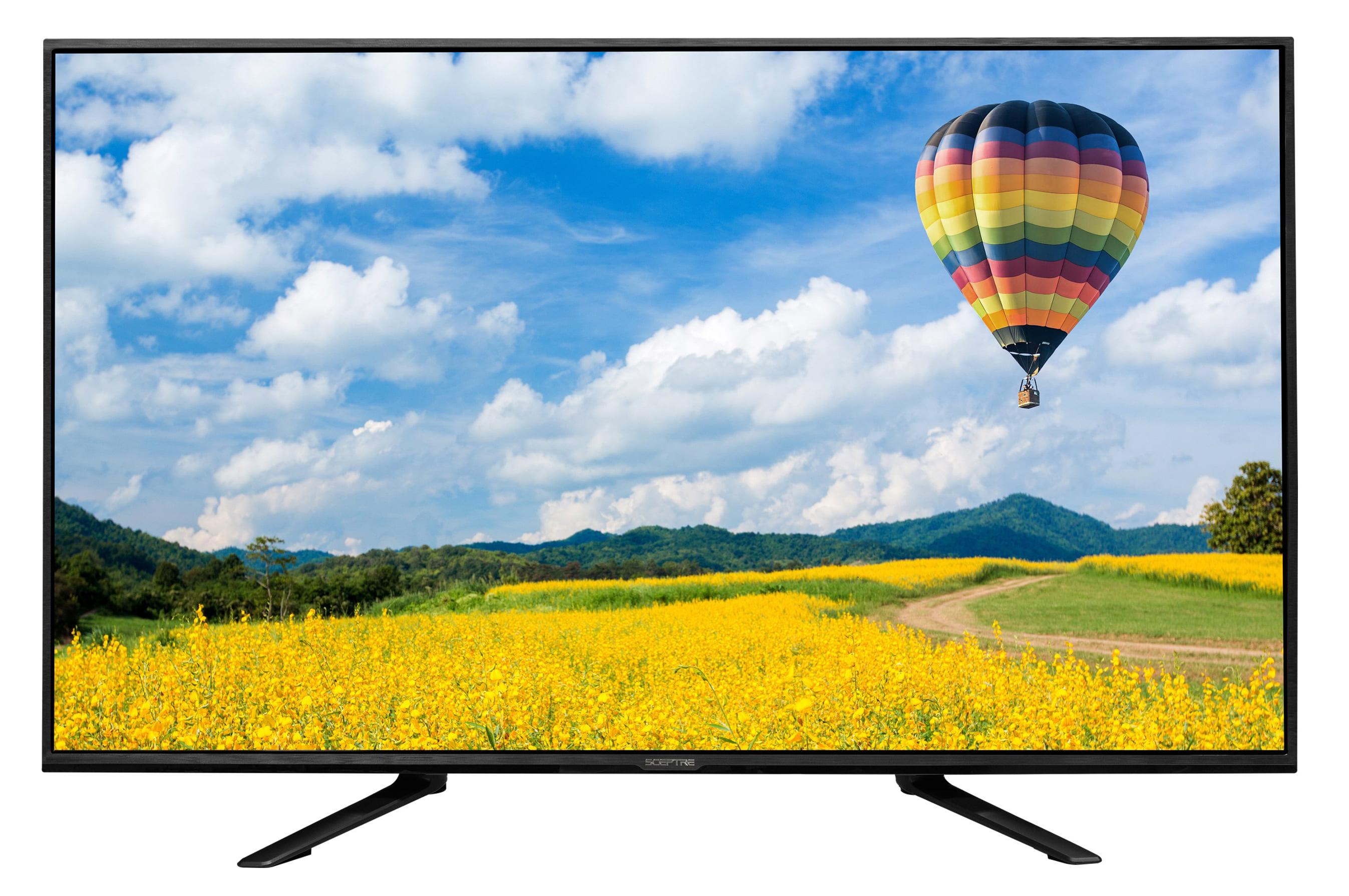 """Sceptre 49"""" Class 4K (2160P) LED TV (U505CV-U) by Sceptre"""