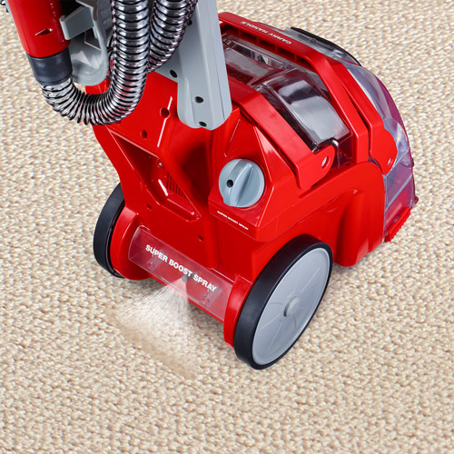 Rug Doctor Deep Carpet Cleaner Removes Stains from Soft Surfaces