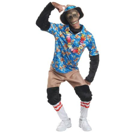 Costumes for all Occasions MR148277 Tourist Chimp Adult - Tourist Party