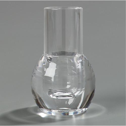 Carlisle Food Service Products Acrylic Bud Vase (Set of 12)
