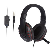 Gaming Headset for PS4 Xbox One - Etpark 3.5mm Wired Over-head Stereo Gaming Headset Headphone with Mic Microphone, Volume Control for SONY PS4 PC tabl et lapt op Smartphone Xbox One