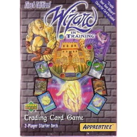 Wizard in Training 2-Player Starter Deck New Condition! 2 Player Starter Deck