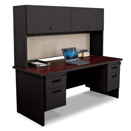 Marvel Office Furniture Pronto Executive Desk With Flipper