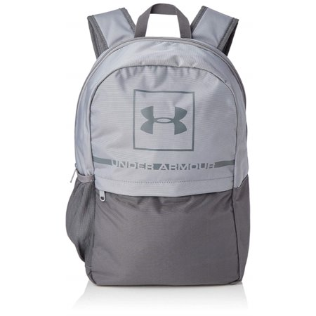 Under Armour Project 5 Backpack Rucksack Sports Bag, Grey (Under Armour Basketball Bag)