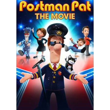 Postman Pat: The Movie (Vudu Digital Video on (Postman Pat Special Delivery Service Series 2)