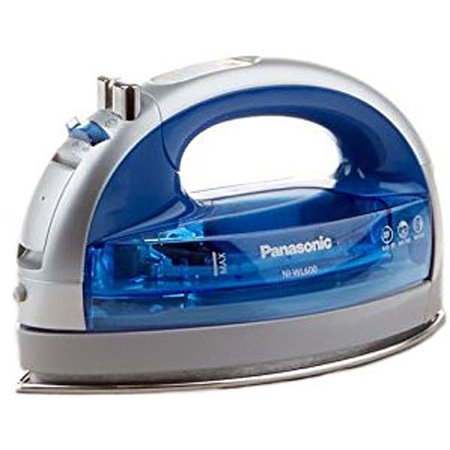 Free Icon (Panasonic 360º Freestyle Cordless Iron with Carrying Case NI-WL600 BLUE)