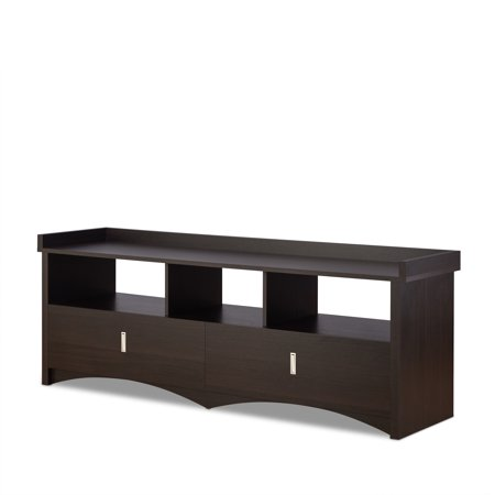 ACME Aloha Espresso TV Stand for up to 60