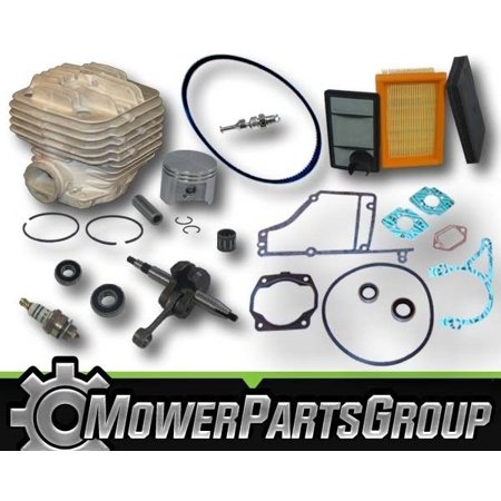 Stihl TS400 Rebuild Kit TS 400 Cut Saw Cylinder Piston Gasket Set & More Piston Rebuilding Kit