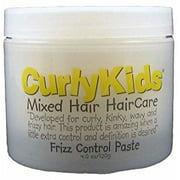 Advance Beauty Care CurlyKids  Frizz Control Paste, 4 oz