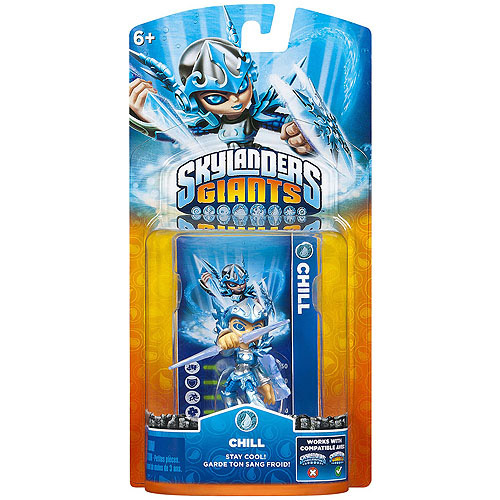 Skylanders Giants: Chill (Universal)