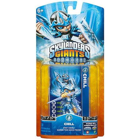 Skylanders Giants: Chill (Universal) (Wii U Skylanders Giants)