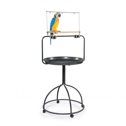 Prevue Hendryx Parrot Playstand, Round