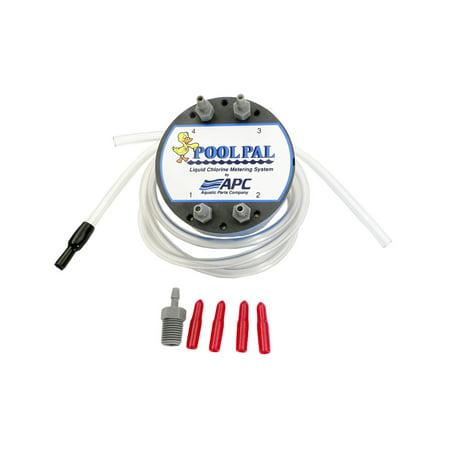 PoolPals PP2008 Automatic Liquid Chlorinator