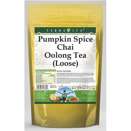 Pumpkin Spice Chai Oolong Tea (Loose) (4 oz, ZIN: 545522)