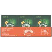 Best Flavored Waters - PERRIER Peach Flavored Carbonated Mineral Water Review