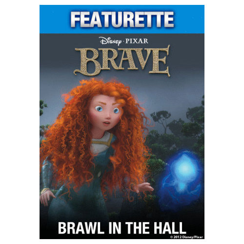 Brave: Brawl in the Hall (Featurette) (2012)