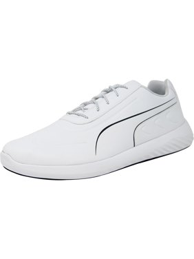 320c96d480cb77 Product Image Puma Men s Bmw Motorsports Speed Cat Synth White   Team Blue  Ankle-High Leather Fashion