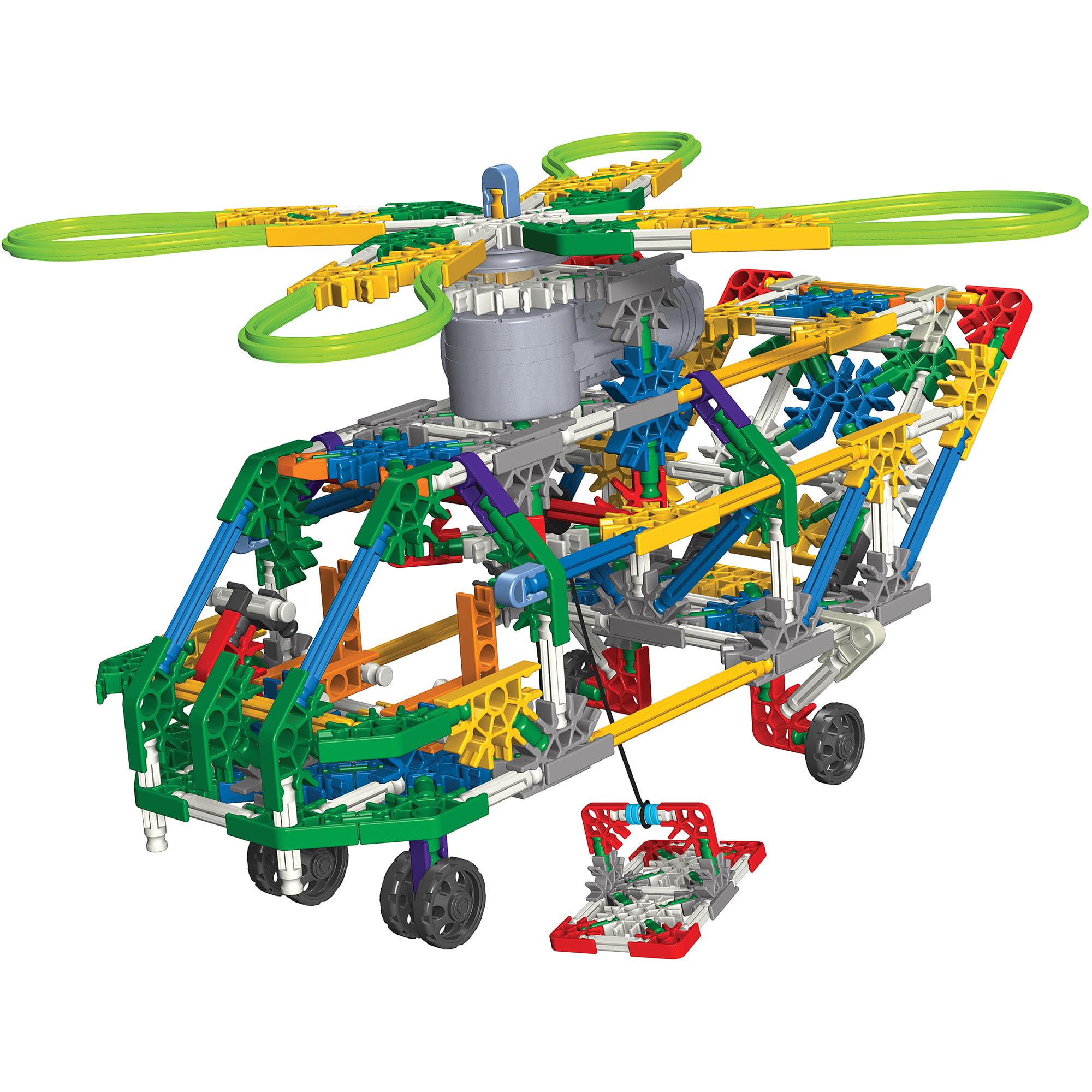 K'NEX Building Sets Transport Chopper Building Set